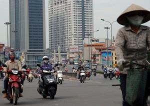 VIETNAM-URBANIZATION-INFRASTRUCTURE