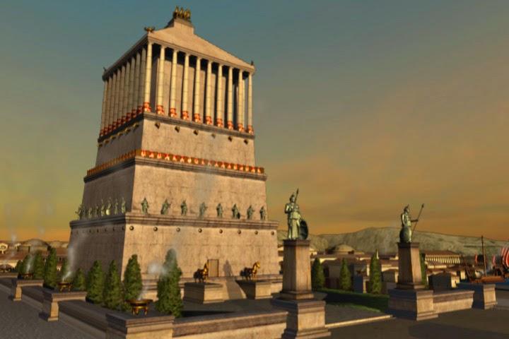 مقبره هالیکارناسوس در بدروم