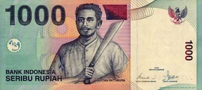 indonesia-rupiah