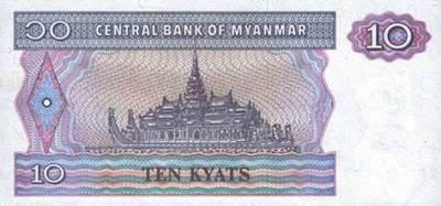 myanma-kyat